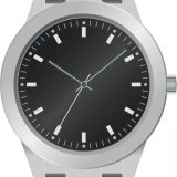 3針の腕時計