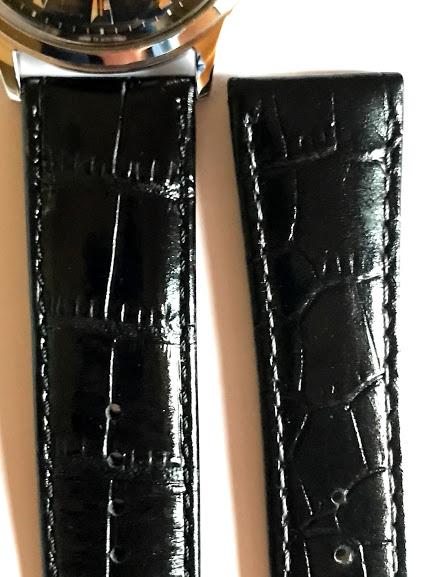 バンビーノ SAC00004B0の純正ベルトとスコッチガード BKM053の比較