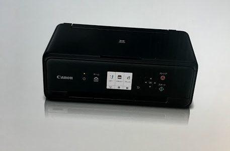 キャノンプリンターのインクが出ないのでTS5030に買い替えた!
