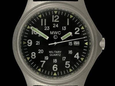 MWC(ミリタリーウォッチカンパニー)の腕時計がおしゃれ!