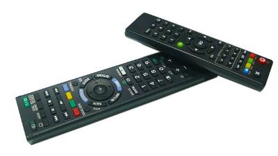 テレビのリモコン
