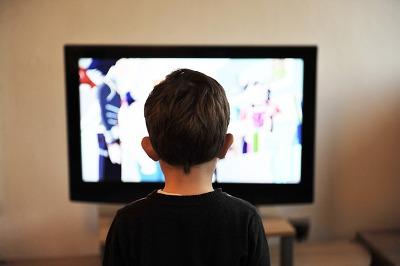 テレビ視聴イメージ